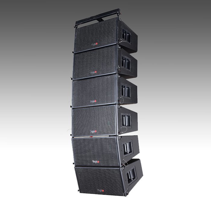 High Efficient Line Array System KF560