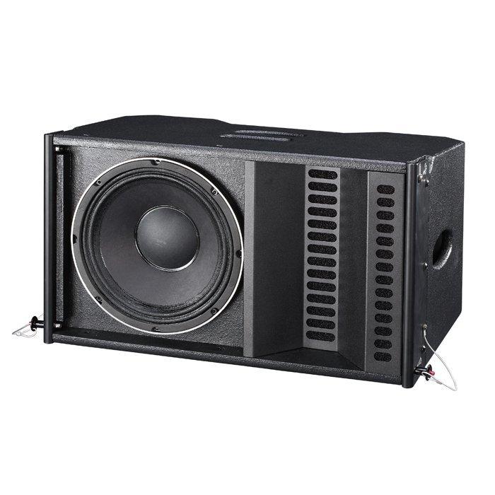 Ultra-compact 10 Inch Line Array Speaker KF260