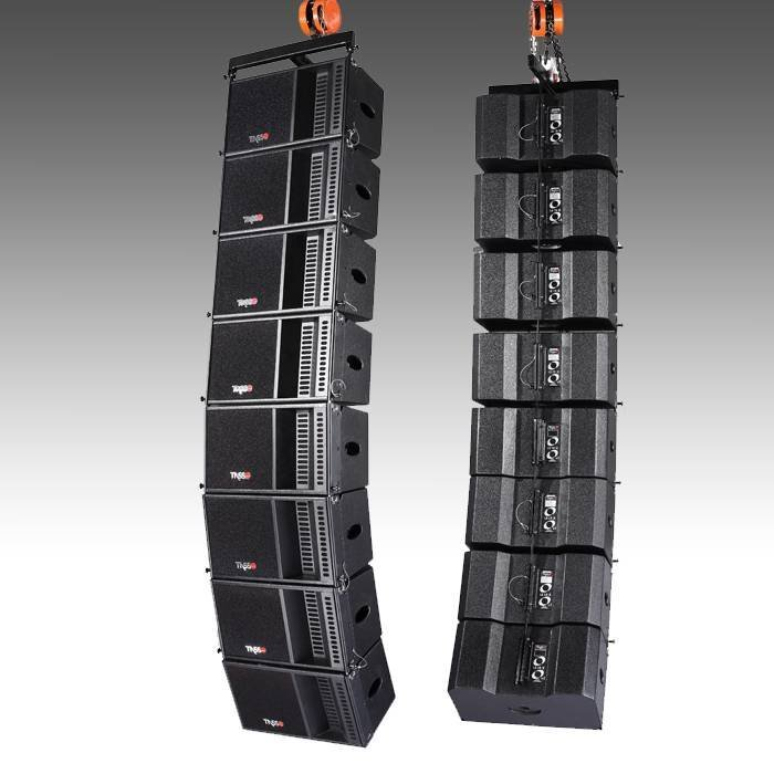 Ultra-compact 10 Inch Line Array Speaker KF260