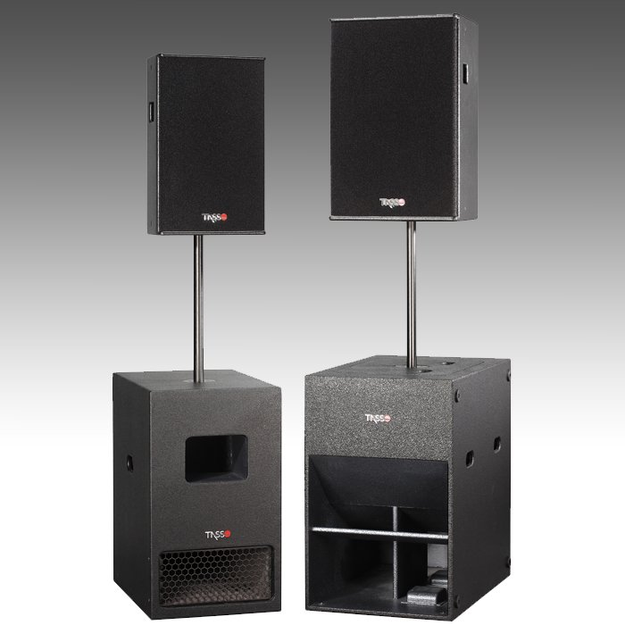 Self-powered Subwoofer PSA18B