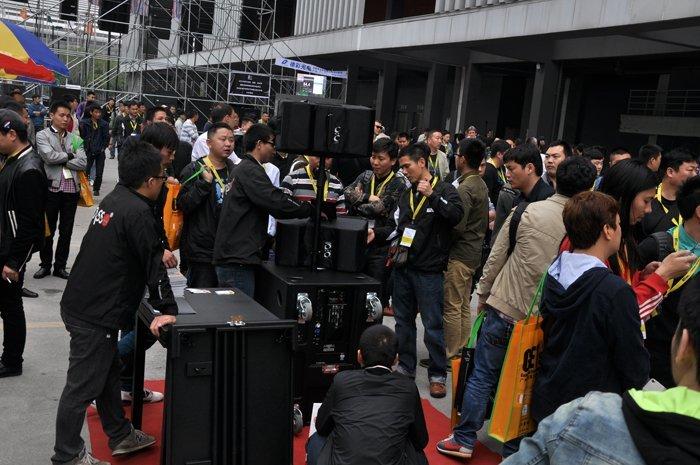 Pro Light & Sound in Guangzhou 2014