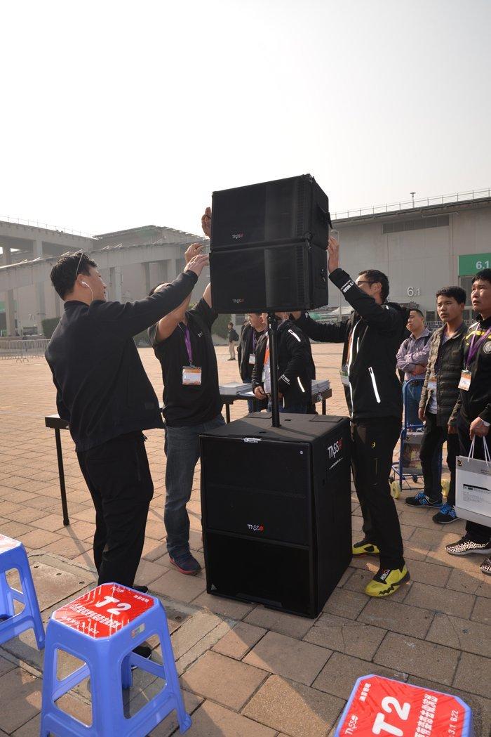 Pro Light & Sound in Guangzhou 2016