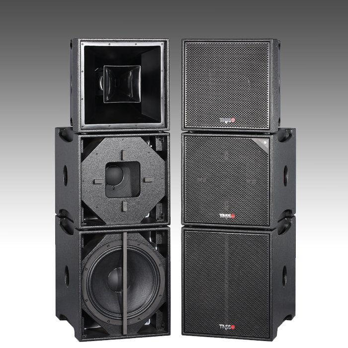 T6 New active loudspeaker Touring Sound Speaker