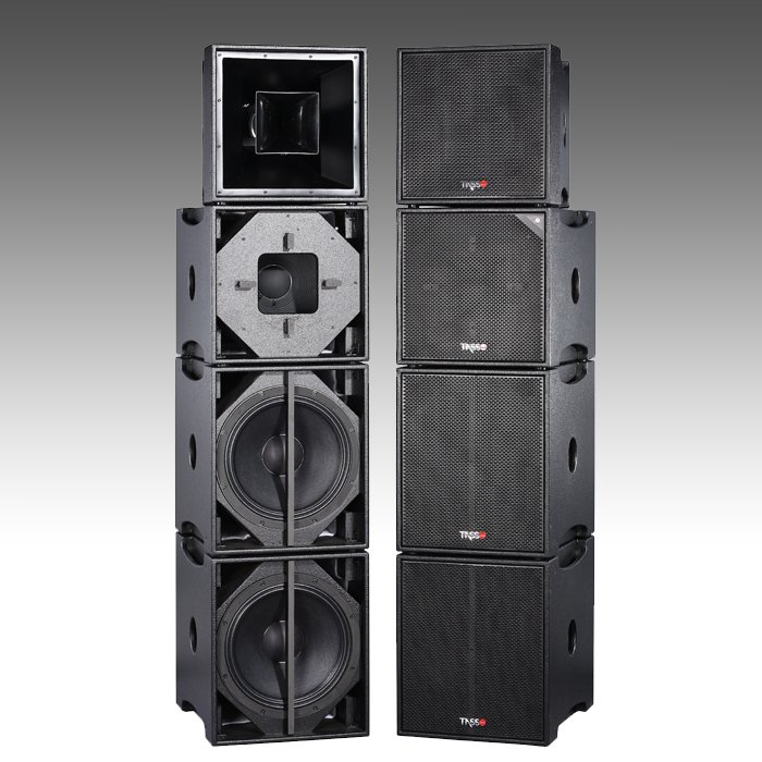 T8 Active Concert Sound System