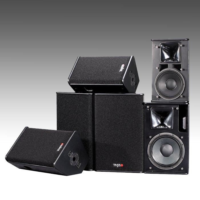 Multi-functional Full Range Speaker SPS10