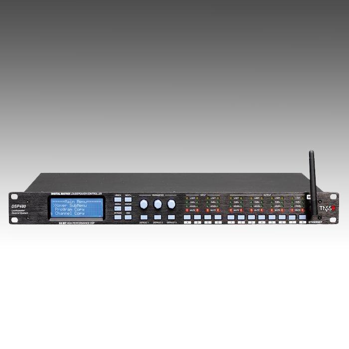 DSP480 Digital Speaker Processor