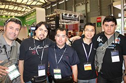 Pro Light & Sound in Shanghai 2011