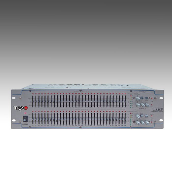 GE231 Graphic Equalizer