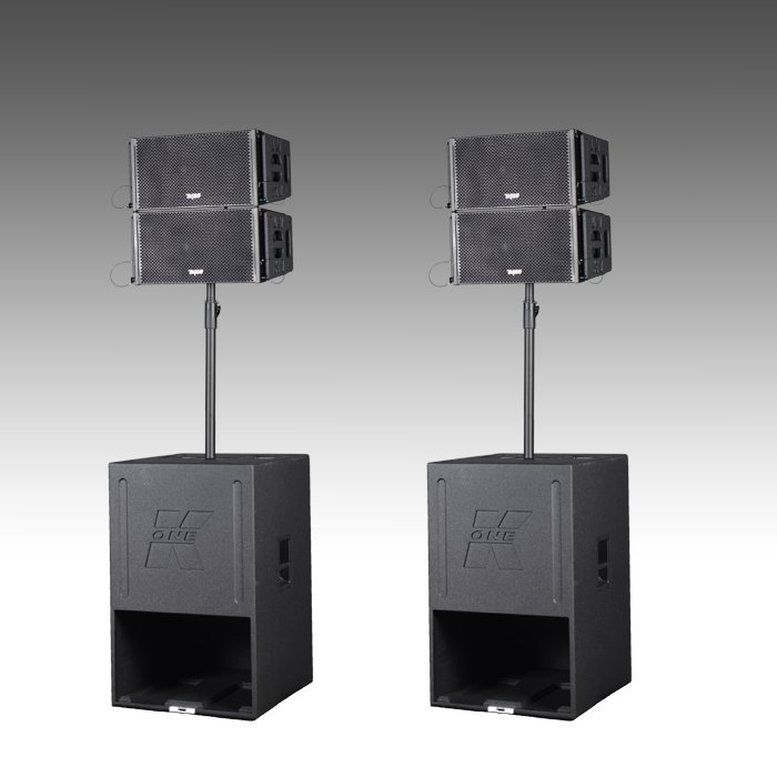 Kone All Weather Active Sound System