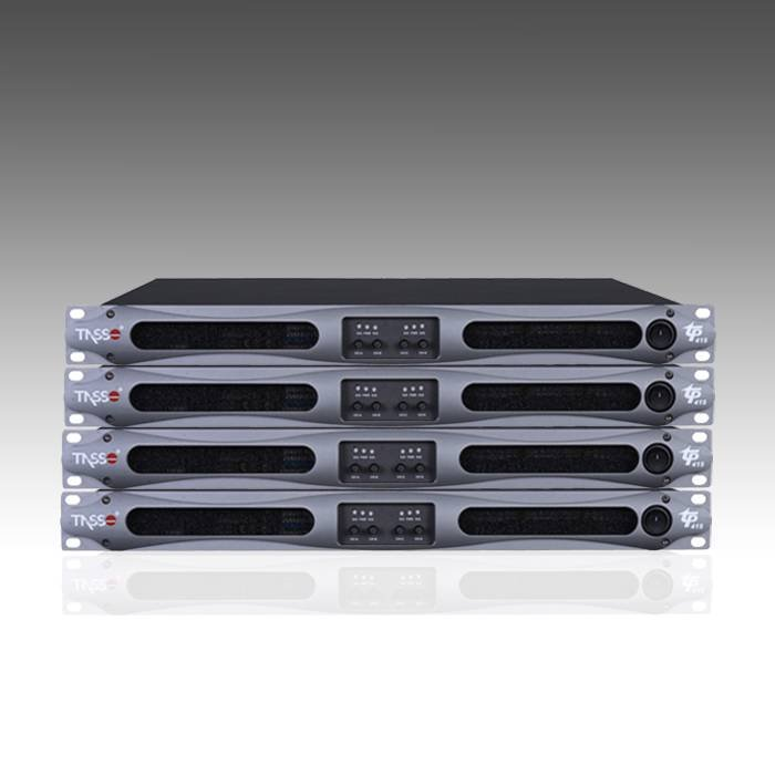 TP Series 4 Channel Professional Power Amplifier