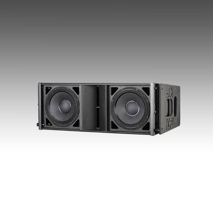 2018 Dual 12inch two way line array sound system