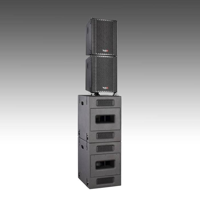 Lark 808A + Lark212BA Integrated Hybird Line Source Array Speaker System LARK Series