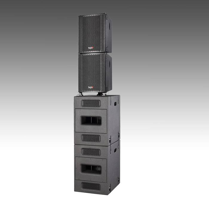 Lark 802 + Lark 212BA Integrated Hybrid Line Source Array Speaker System